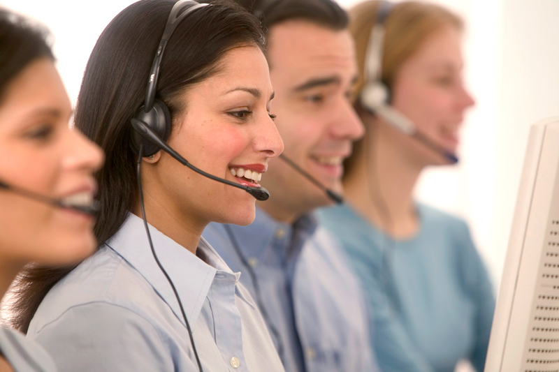 High-Volume Contact Center Staffing